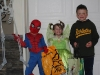 Halloween 2011- Avery, Sadie & Trey