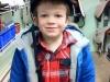 Trey riding lessons- Spring 2012