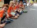 Kiddos post run