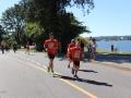 Trey & Ryan's first run together@