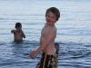 Trey up @ Okanagan Lake, July 2010