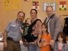 My dad, Jack, and my good good friends, Madeleine & Ben & their kids, Malakai, Zeah & Asha