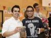 My buddies from high school, Behshad & Amir